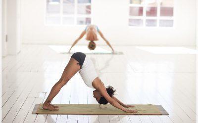 Yoga: Gerade WEIL ich es nicht kann, übe ich es jetzt!