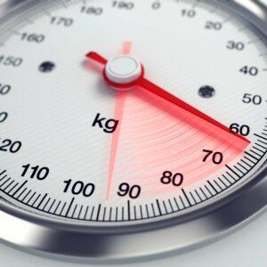Gewichtsreduktion-Waage-abnehmen